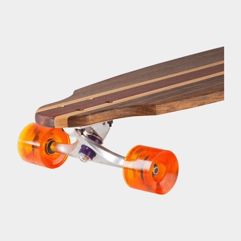 Longboard hecho a mano Eolo