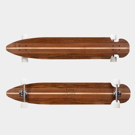 Longboard artesanal Namazu Long Days