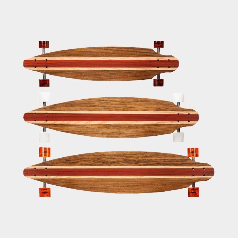 longboard artesanal eolo