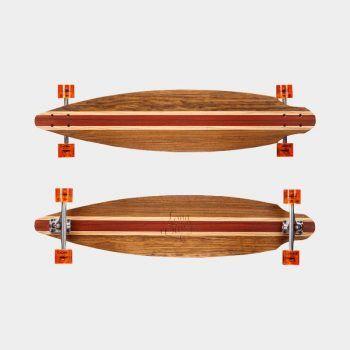 Ir a longboard artesanal Eolo Long Days