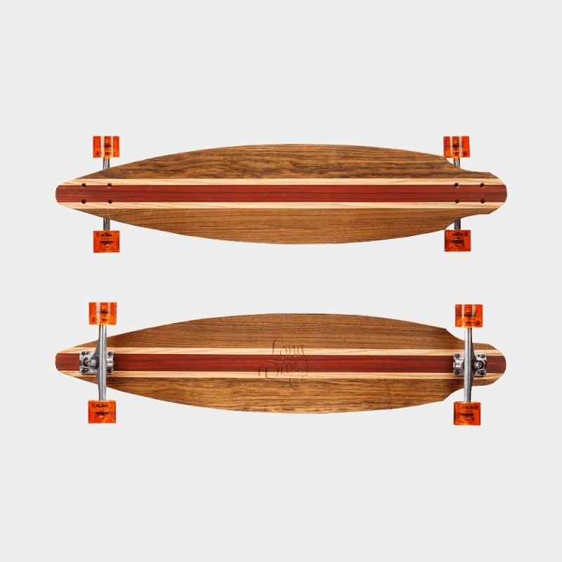 Longboard eolo long days