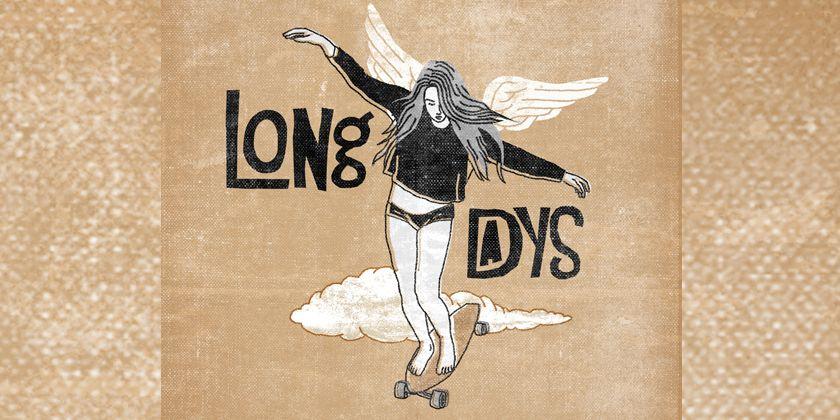 Baile Sobre ruedas/Long Days/Longboard