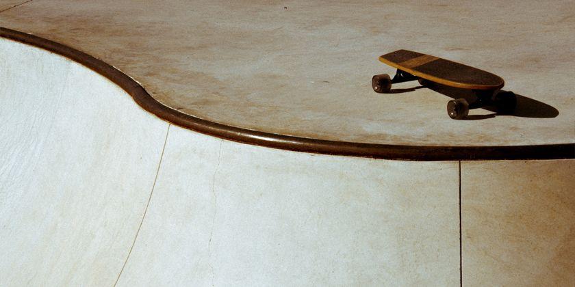 Skate old scholl/Long Days/Longboard