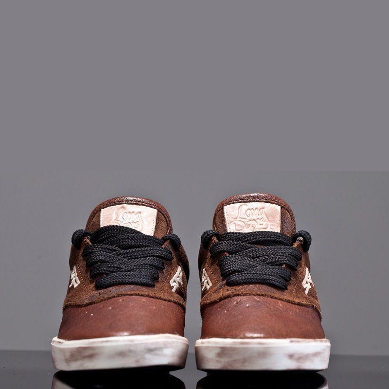 Cordoneras de retro-skate-sneakers-bufalo-mujer