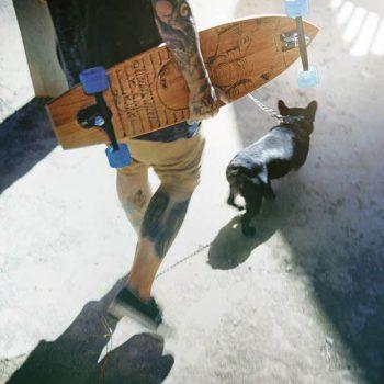La vida sobre ruedas/Long Days/Longboard