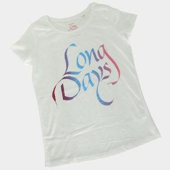Camiseta de chica White Rainbow