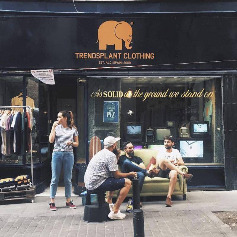 Trendsplant Store en Madrid