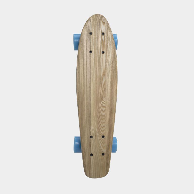 "Tabla Mini Skate ""Mini Bowl"" Roble Europeo."