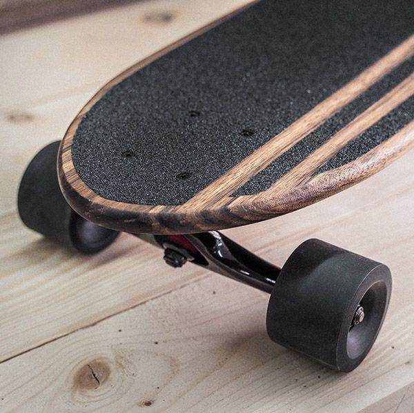 Retro- Skate Raijin-Mongoy