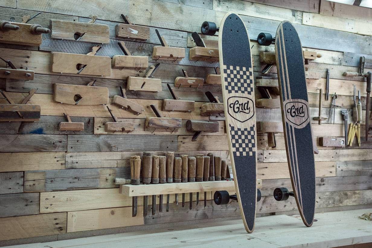 Tablas Longboards cafe racer dreams