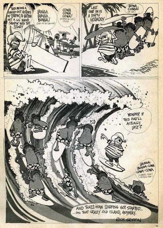 Ilustracion de surf/Long Days/Longboard
