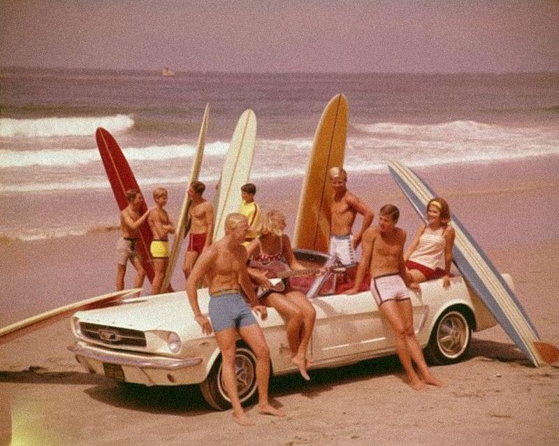 Olas y surf/Long Days/Longboard