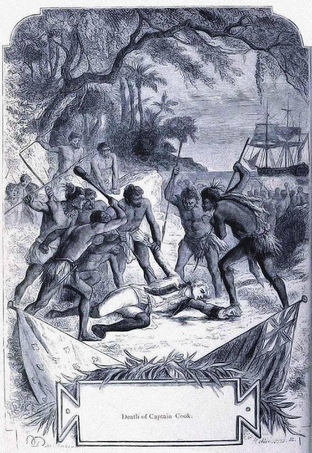 Death of Captain James Cook (Hawaii)/Long Days/Longboard
