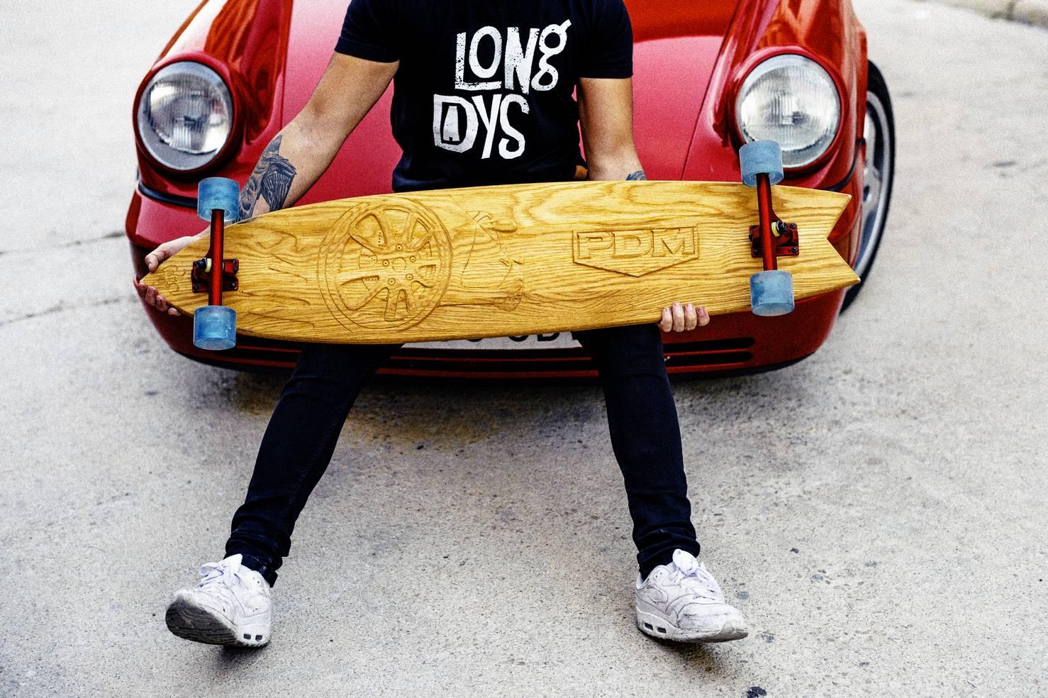 PDM Murcia/Club Porsche/Long Days/Longboard