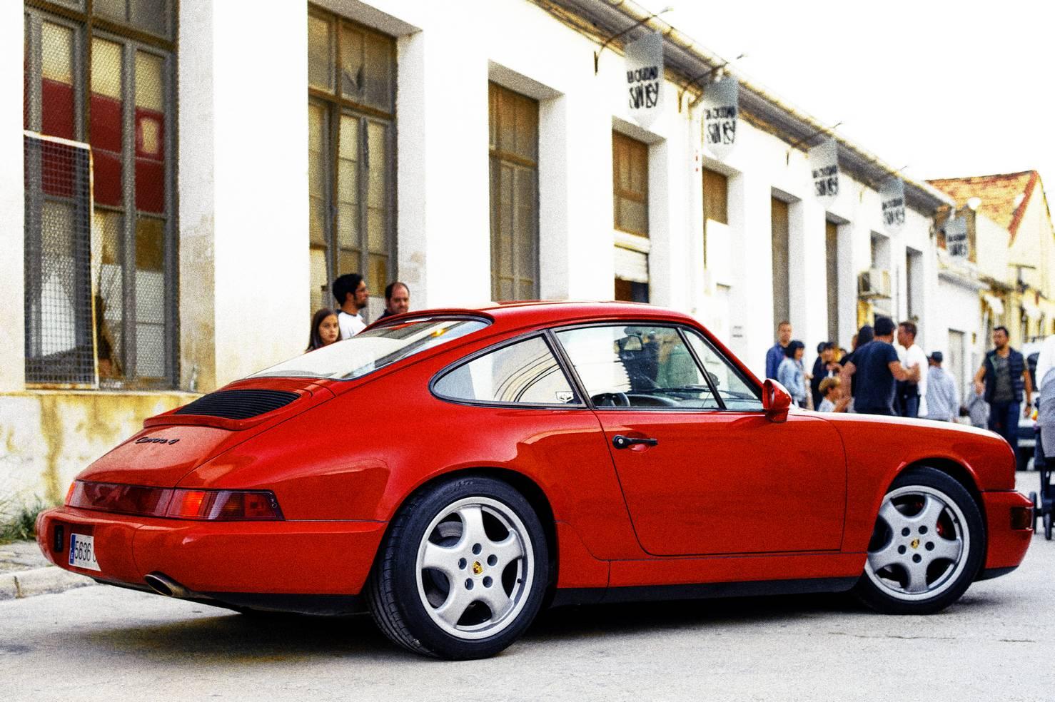 Porsche 911 Carrera/Long Days/Longboard
