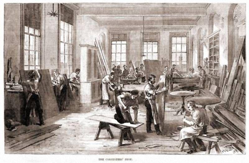 Historia de la ebanisteria/Long Days/Longboard
