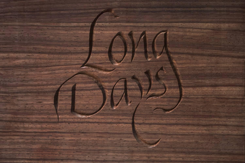 A golpe de gubia/LongDays/Longboard