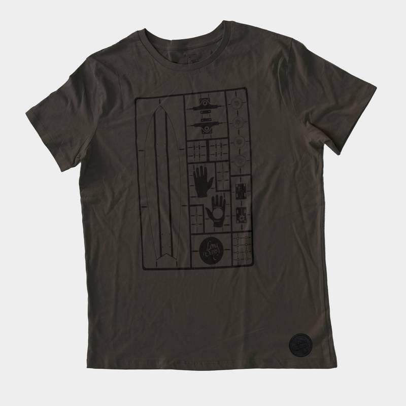 camiseta-skate-army-longdays-longboards-1