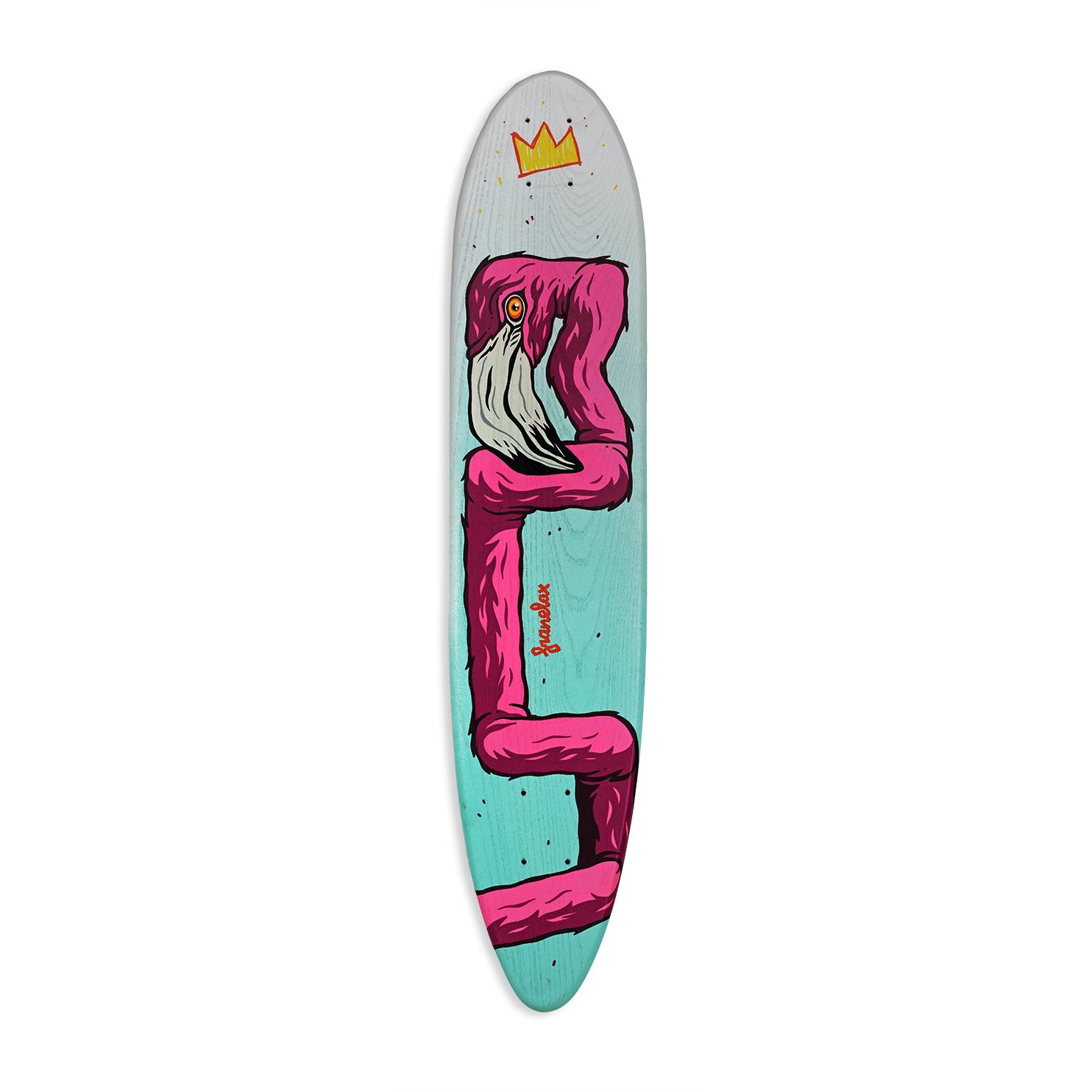 King-Flamingo-LongDays-Lonboards